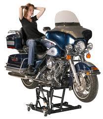 harley davidson JS motorcycle lift