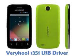 Download Verykool s351 USB Driver