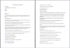Cool Day Care Duties Resume 30 For Your Sample Of Resume with Day Care  Duties Resume