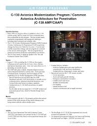 Common avionics architecture for penetration