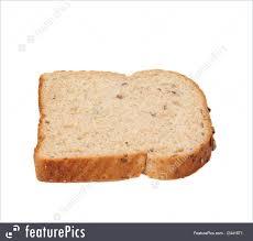 slice of bread. Contemporary Bread Single Slice Of Brown Bread Isolated On White Inside Slice Of Bread H