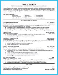 Resume Template Accounting 68 Beneficial Professional Templates Form