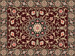 modern carpet designs. Brown And Grey Graphic Floral Modern Carpet Designs For Decorate Contemporary Living Room Flooring Accessories 1