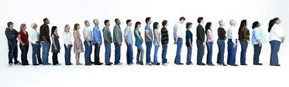 Image result for standing in line