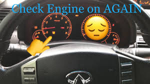 2004 Infiniti Fx35 Service Engine Soon Light G35 Coupe Clearing Check Engine Light
