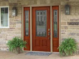 exterior door painting ideas. Fiberglass Front Doors Painting Ideas Stone Wall Stroovi Exterior Door