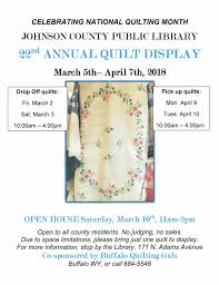 The Johnson County Library Quilt Show   Big Horn Mountain Radio ... & The Johnson County Library Quilt Show Adamdwight.com