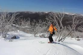 Thredbo Alpine Resort Snow History Onthesnow