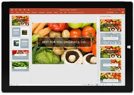 Microsoft Powerpoint 2016 Descargar
