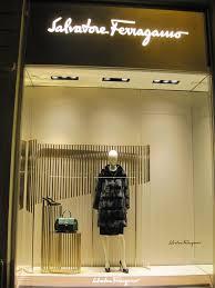 Window Display Stands Salvatore Ferragamo Winter Window Display 100 Best Window Displays 61