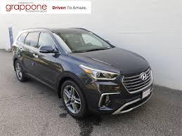 New 2018 Hyundai Santa Fe SE Ultimate 4D Sport Utility in Bow ...