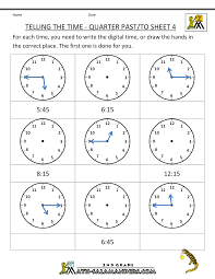 math worksheets for nd graders second grade math worksheets  math worksheets for 2nd graders second grade math worksheets telling the time quarter past to