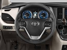 Image: 2015 Toyota Sienna 5dr 8-Pass Van XLE FWD (Natl) Steering ...