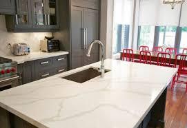 new quartz calacatta white artificial quartz for kitchen countertops