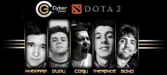 dota 2 news cyber gamer announces team with cogu as player of