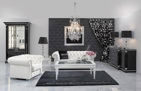Salon Moderne Design Violet Noir Blanc Deco Chambre Gris Idee Model Salon  Contemporain Noir Et Blanc