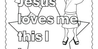 God Loves Me Coloring Page 13317 Icce Unescoorg