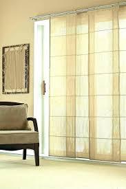 curtains for sliding door sliding door curtains