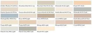 29 Genuine Stucco Color Samples