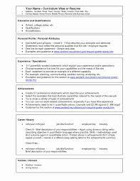 Resume Builder Word Therpgmovie
