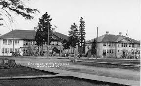 westwood high school circa 1925 courtesy of hank martinez