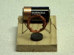 My Motor A Simple Electric Motor Science Fair Project electric