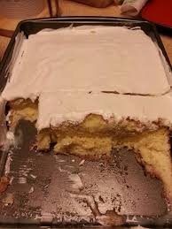 Easy Tres Leches Cake Use The Duncan Hines Yellow Butter Cake Mix