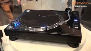 pioneer turntables. first look - new pioneer dj vinyl turntable at musikmesse 2014 world exclusive turntables