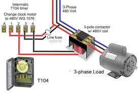 3 pole contactors 3 Pole Contactor Wiring Diagram 3 phase contactor and load wiring diagram for coil on 3 pole contactor