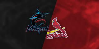 02 24 2020 Miami Marlins Vs St Louis Cardinals Roger