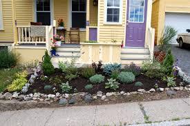 Front House Simple Landscape Design Front Yard Landscape Design Ideas Pictures Small Garden