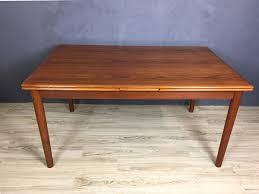 Danish Modern Dining Table Danish Modern Teak Dining Table Retrocraft Design Collection