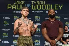 What time is the jake paul vs tyron woodley fight? Wealj0dva 2x M