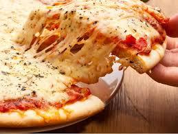 Resultado de imagen para pizza muzzarella