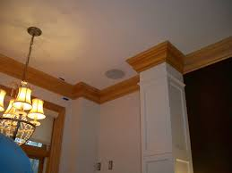 Kitchen Chair Rail Crown Molding Daddysatworkcom