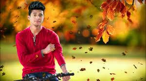 get dslr look with blur background picsart natural edit falling leaf picsart editing tutorial
