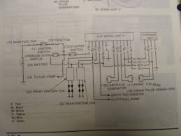 rear cylinders no spark honda shadow forums shadow motorcycle could the problem be spark unit 2 and why would it fail after a consistent 20 minutes of running