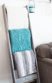 Diy Blanket Ladder Best 25 Blanket Ladder Ideas On Pinterest Diy Blanket Ladder