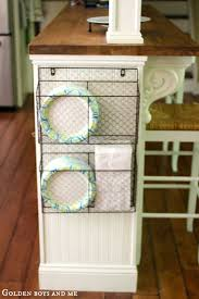 Kitchen Towel Storage 65 Ingenious Kitchen Organization Tips And Storage Ideas