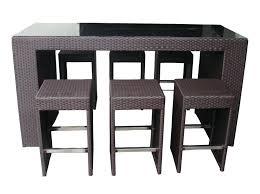 Bar Style Outdoor Patio Furniture U2013 BangkokbestnetOutdoor Pub Style Patio Furniture