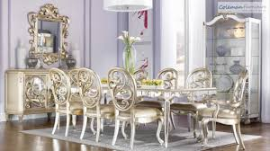 jessica mcclintock antique mirror dining room collection from