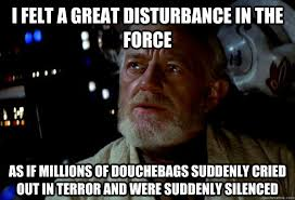 Obi Wan Disturbance memes | quickmeme via Relatably.com