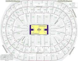 Lakers Seating Chart View 62 Unmistakable Staples Center Concert Seating Chart View