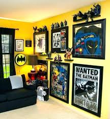 comic book room decoration comic book living room bedroom ideas themed decor comic book room design