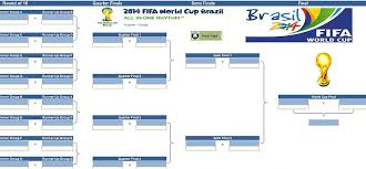 World Cup Tournament Chart World Cup Wall Chart In Excel Excel Dashboards Vba And More