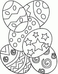 Free Printable Easter Coloring Pages For Preschoolers Happy Easter