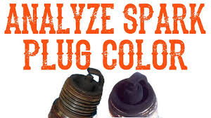 How To Diagnose And Read The Color Of Your Small Engine Spark Plug Video