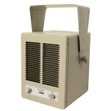 king electric 5700 watt 240 volt single phase paw garage portable heater with built