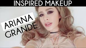 ariana grande inspired makeup