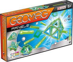 Магнитный <b>конструктор GEOMAG Panels</b> 83 детали 462 - лучшая ...